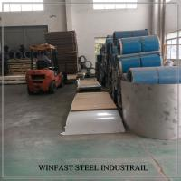 JIS G4303 SUS444 Cold Rolled Stainless Steel Sheet  for Water Tank 2B Surface
