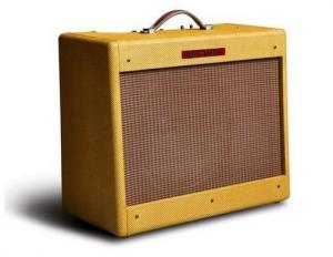China 5E3 Fender Style Hand Wired Guitar Amplifier 1*12 Celestion Speaker with Ruby Tubes 20W on sale