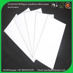 Размер смещенной бумаги А3 зеленого цвета
