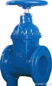 China rising stem cast iron  gate valve/cast iron gate valve /cast iron flange gate valve/gate on sale