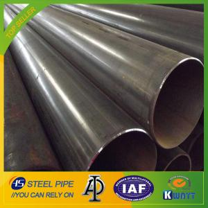 China astm a53 gr.b/BS 1387/Q235 ms erw pipes on sale