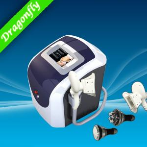 China Cryolipolysis+Cavitation+RF slimming machine on sale