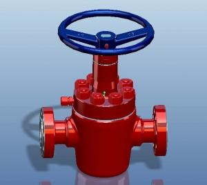 China API 6A Cameron Gate Valve/ FC gate valve/Manual Gate Valve on sale