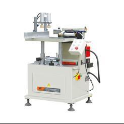 China UPVC/Aluminium window and door mullion milling machine/ mechnical joint of mullion machine/ end milling/ casement window on sale