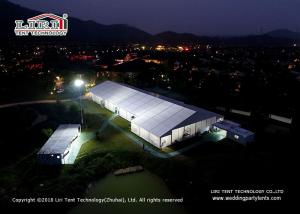 China 20x40m Large Big Aluminum Restaurant Tent for Sale Event Party on sale