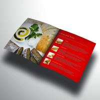 cheap foldable products catalog printing