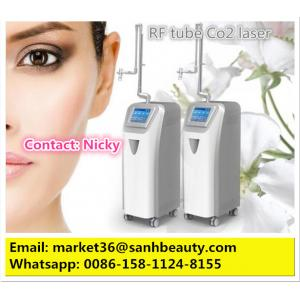 China Articulated Arms Wrinkle removal Ultra-pulse Laser Fractional CO2 instrument on sale