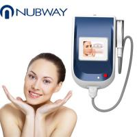 China fast smooth hair removal 808nm diode laser portable machine/permanent epilation laser on sale