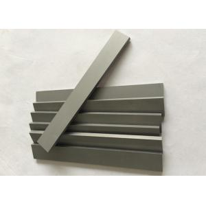 China Tungsten Carbide Strips For Cutting Hard Wood,Cast Iron,YG6,YG8,WC,Cobalt on sale