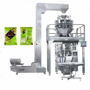 China Automatic Dry tea leaf low cost pouch packing machine on sale
