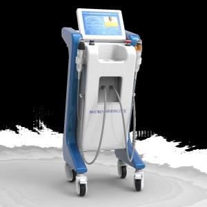 China Thermage cpt skin rejuvenation machine fractional microneedle rf microneedle skin care system on sale