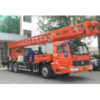 China BZC350B truck mounted drilling rig on sale