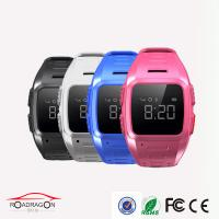 China TK - 5W Wrist Watch GPS Tracker For Kids / Sms Reset gps sports watch easy to use on sale