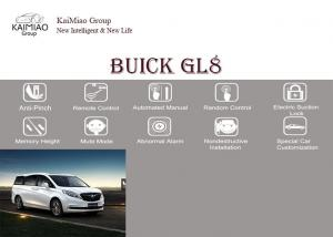 China Buick GL8 Smart Power Tailgate Lift, Hands Free and Intelligent on sale