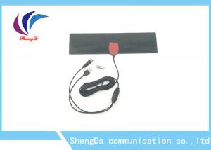 China Remote Controled Mobile Portable Digital TV Antenna 174-230 VHF / 470- 862HMZ UHF on sale