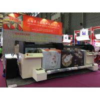 Automatic winding Digital Textile Printer , Print fabric width 0 - 3200mm