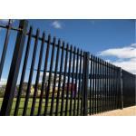 Alta segurança da cerca da guarnição e cerco resistente