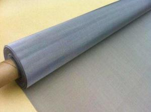 China Professional Stainless Steel Wire Mesh For Petroleum / Chemial Industry / Food Industry on sale