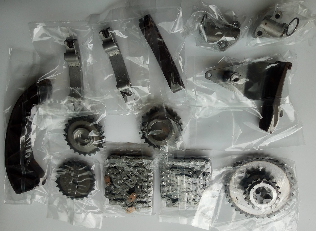 FOR HYUNDAI I30 1.6 CRDI 110BHP 2011-/> TIMING CHAIN TENSIONER KIT WITH GEARS