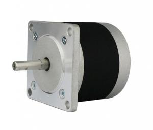 China 57BH NEMA 23 4 Phase Round Nema Stepper Motor , 57MM Stepper Motor for Textile Machinery wholesale