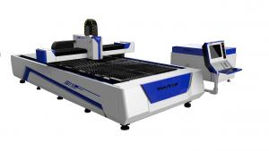 China 500W Fiber Laser Cutter with Cutting Size 1500 × 3000mm for Sheet Metal Cutting on sale