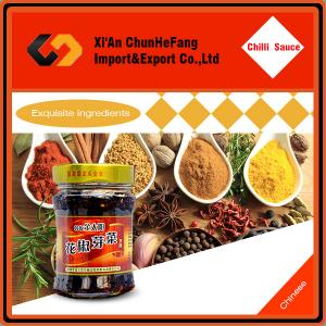 China 2015 wholesale spicy red chili suace on sale