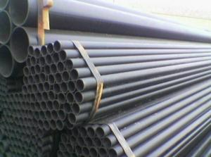 China 16 - 3048 Mm Galvanized Round Tubing Hot Rolled Steel Seamless Pipe on sale