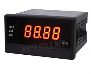 China Microprocess Digital Panel DC Analog Ammeter, DC Analog Voltmeter Available on sale