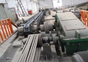 China Metal Tube Chain Cold Draw Bench Machine 30mm 10m/Min Hydraulic Drawbench on sale