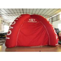 Dome Camping Inflatable Event Tent  7 X 3.5m Light Weight Enviroment - Friendly