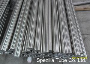 China Annealed Stainless Steel Tubing ASTM A213 TP316 Seamless Round Tube Heat Exchanger on sale