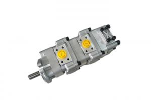 China PC40 Excavator Hydraulic Gear Pump Excavator Spare Part 708-3S-04570 708-3S-04571 708-3S-04572 on sale