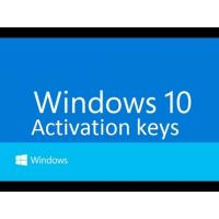 Windows 10 Pro Software , Windows 10 Product Key code online activation