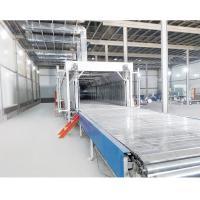 China Automatic Polyurethane Sponge Foam Making Machine With Siemens Transducer for Mattress on sale
