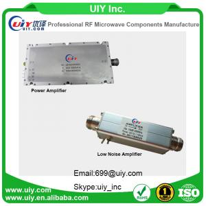 China RF Microwave Power Amplifier / Low Noise Amplifier on sale