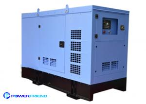 Quality Soundproof 40 Kw Cummins Diesel Generators 50kva Used Standby Generator Set for sale