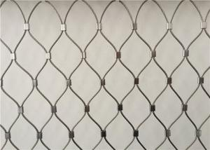 China Inox X Tend Wire Rope Mesh For Garden Trellis Plants Climbing Netting on sale