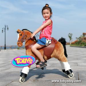 China Tobys ride on  horse pony cycle  for  baby on sale