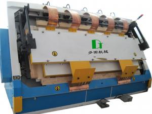 China Radio frequency wood door making machine on sale