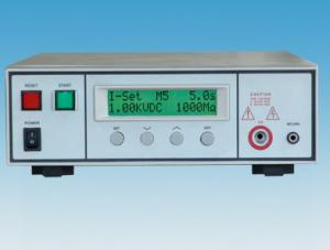 China Programmable AC DC Dielectric Voltage Withstand Test Equipment 5KV / 12mA on sale