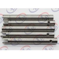 China 303 Stainless Steel Rod Custom Machining Services With A 10mm Depth Groove on sale