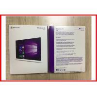 Microsoft Office Windows 10 Pro Retail Box , OEM Windows 7 Pro 64 bit Retail