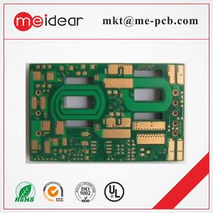 China OEM Circuit Board Multilayer 4 Layer Heavy Copper PCB with High Tg and ENIG Circuit Board on sale