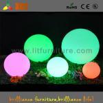 Boule 20 de lueur de l'événement LED 30 40 50 boules 60cm futées de partie de sens de couleurs de la lumière 16