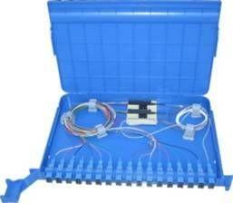China Safe Fiber Distribution Box ODF For Splitter Installation / FTTX Network Building on sale