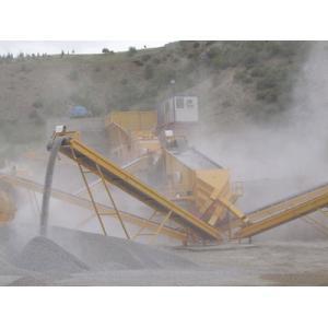 China Iron ore crushing plant solution design on sale