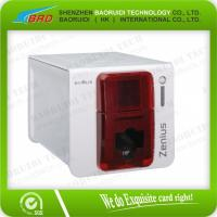 Evolis Zenius + Card Printer for color business card printing machine