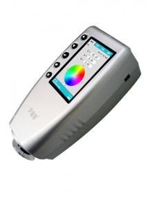 China LED Blue Excitation Portable Paint Color Meter With Good Performance on sale