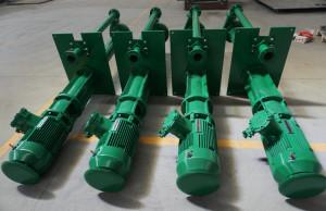 China Horizontal Directional Solids Control Submersible Slurry Pump on sale
