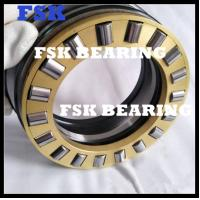 Brass Cage 81168 M Cylindrical Roller Thrust Bearings Two Direction